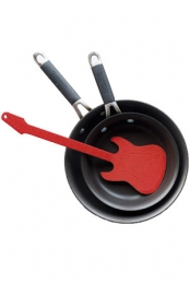 The Flipper Guitar Spatula (Red)