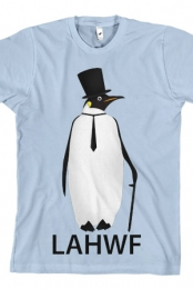 LAHWF Penguin Blue