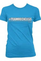 #Recklessmike Girl Shirt (Turqouise)