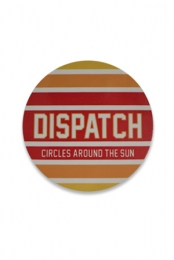 Circles Around the Sun Sticker