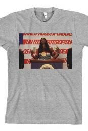 President Camacho Money (Heather Grey)