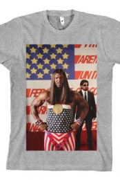 President Camacho (Heather Grey)