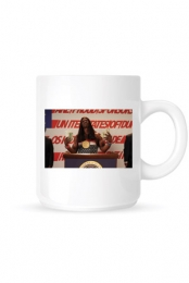 President Camacho Money Mug