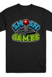 Smosh Games Tee (Black)
