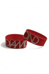 Logo Wristband (RED) [Hurricane Sandy Relief]