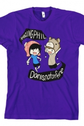 Phil & Dan (Purple)