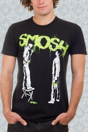 Graffiti Tee (Green)