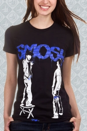Graffiti Tee (Blue Girls)