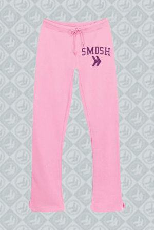 Collegiate Sweatpants (Pink)