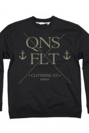 Anchors Crewneck Sweatshirt