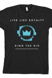 Live Like Royalty (Black)