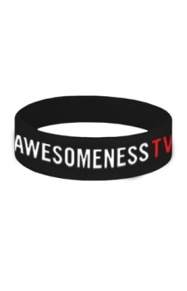 Awesomeness TV Wristband