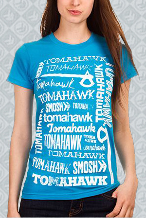 Tomahawk Chop (Girls)