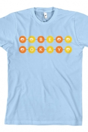 Be Okay (Light Blue)