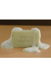 Naked Soap (Lemon)
