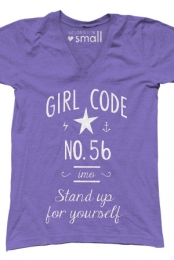 Girl Code (Purple)