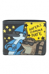 Haters Gonna Hate Bi-Fold Wallet