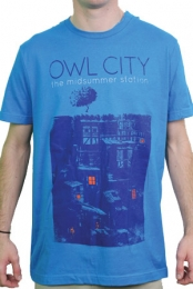 Lights On/Midsummer Station Tee