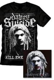 CD+Kill Everyone T-Shirt