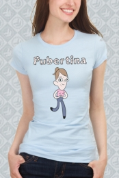 Pubertina Light Blue (Girls)