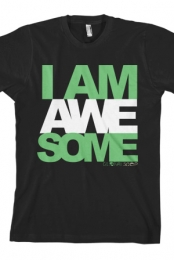 I Am Awesome (Green)