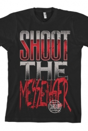 Shoot The Messenger T-Shirt + Faceless Download