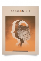 Passion Pit at The Norva Poster