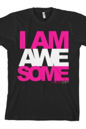 I Am Awesome (Pink)