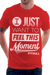 Feel This Moment (Red)