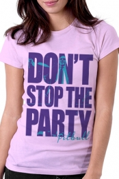 Don't Stop (Light Pink)