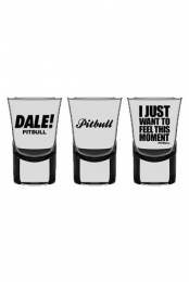 3-Piece Shot Glass Set