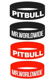 Mr. Worldwide Wristband Package
