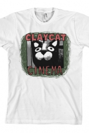 Clay Cat (white)