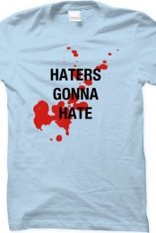 Haters Gonna Hate - brakingme