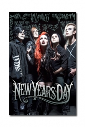 New Years Day 11x17 Poster