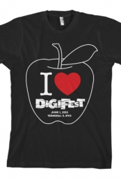 I Heart DigiFest (Black)