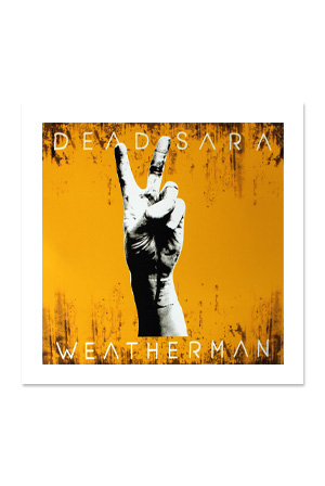 Weatherman Lithograph
