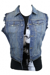 Dead Sara by Kill City Denim Vest