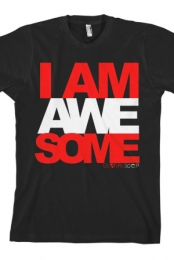 I Am Awesome (Red)