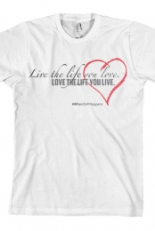 Live the life you love1