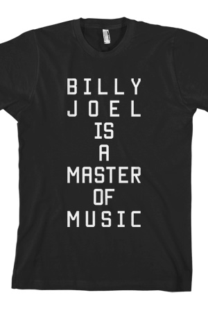 Master of Music T-shirt