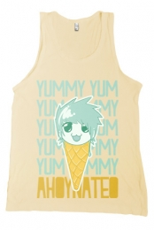 Ice Cream Nate Tank