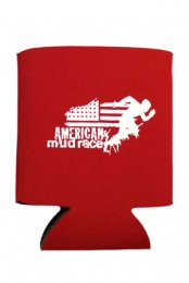 AMR Koozie (Red)
