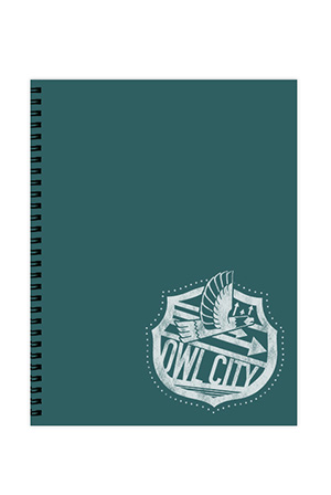 Big Wing Composition Notebook