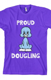 Proud Dougling (Purple)