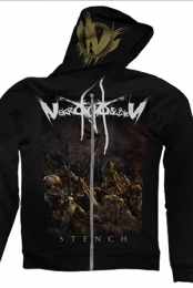 Stench Zip Up Hoodie