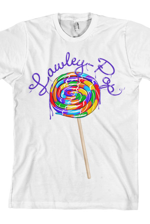 Lawley Pop Tee
