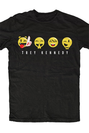 Emoticons (Black)