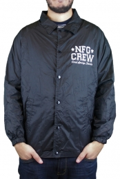 NFG Crew Windbreaker (Black)