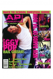 062 Iggy Pop (9/93) - Alternative Press